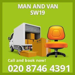 hire movers in Wimbledon