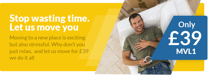 Let us move you for the cheapest rates around