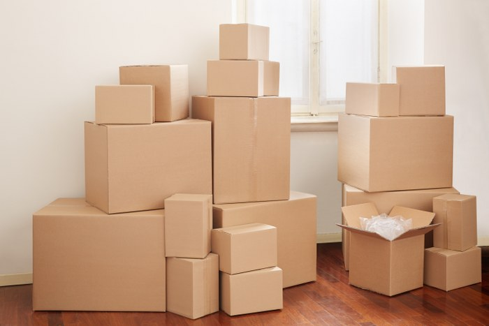 How Many Boxes Do You Need for Your Removal?