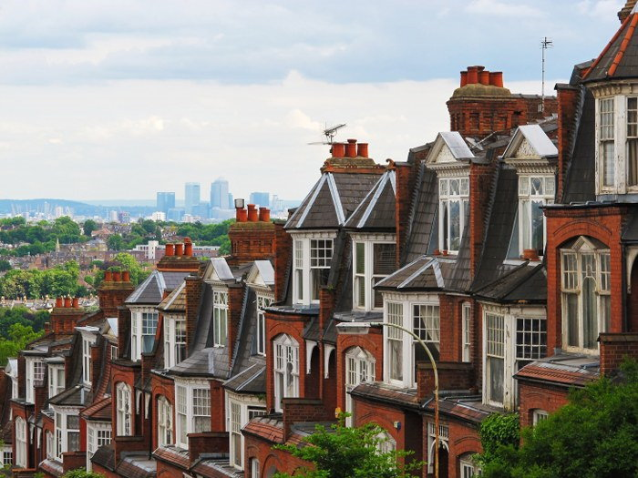 the cheapest London areas