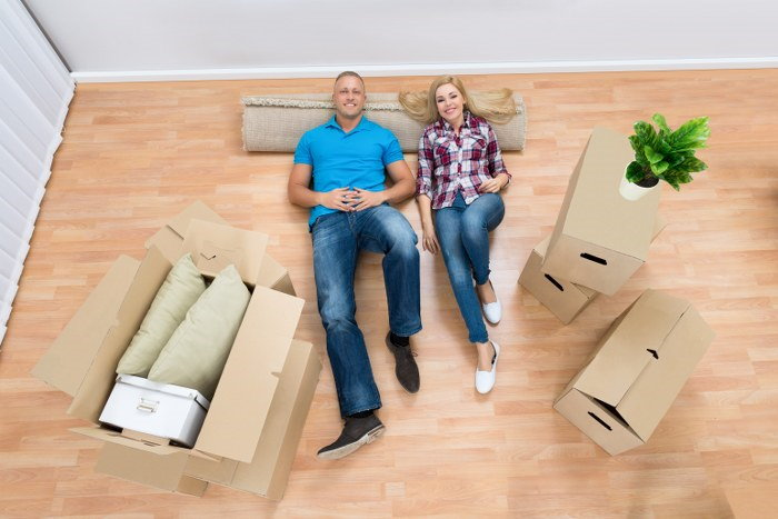 easy house moving