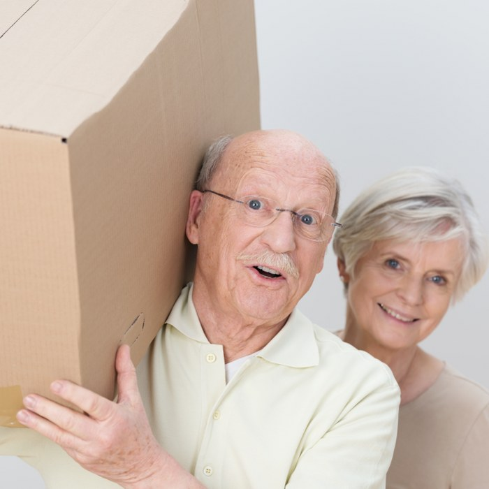 help your grandparents move