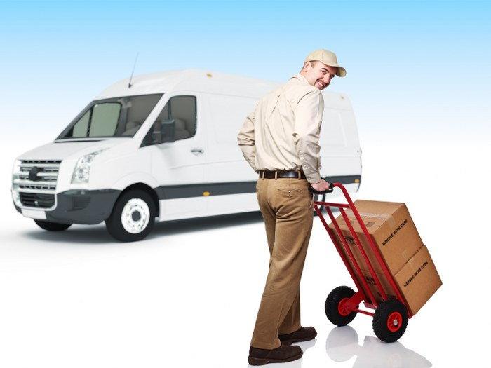 hire man with a van
