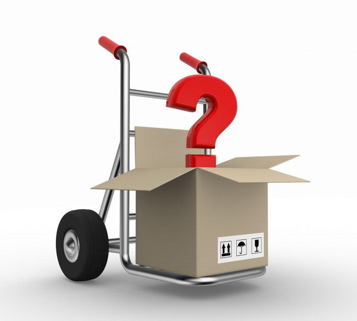 questions about moving companies