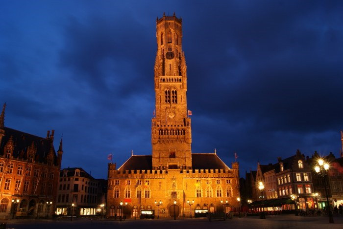 relocation to Brussels