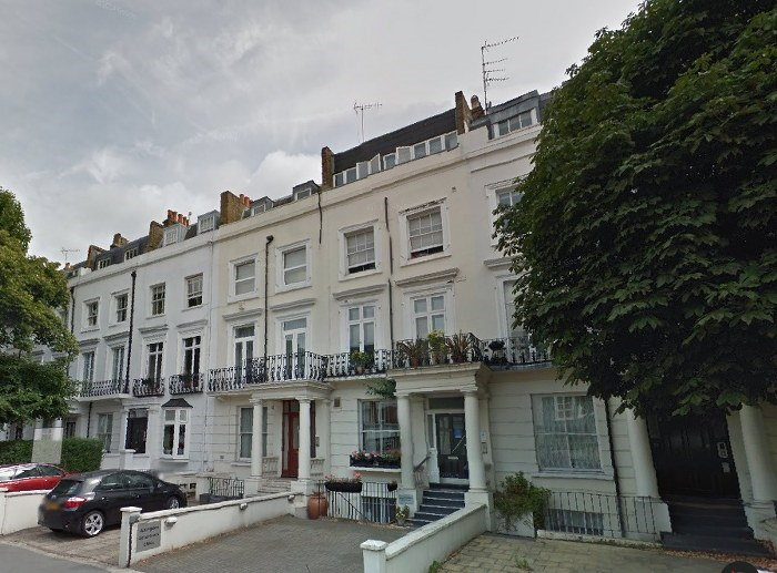 Earls Court removals