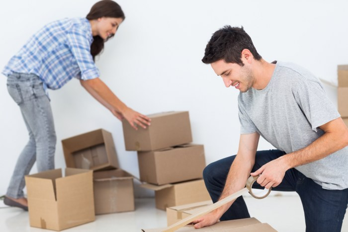 home moving preparation