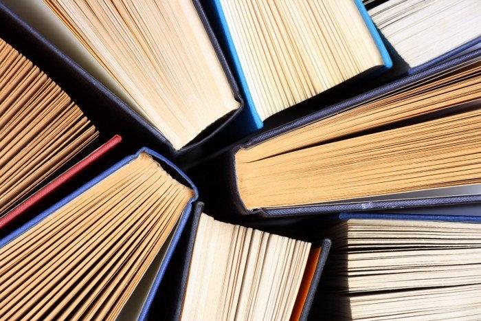 organise books