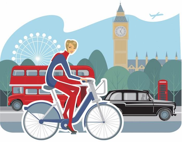 Ride London city-wide ride