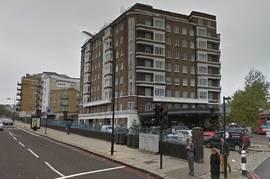 Marylebone Removal Van Company W1