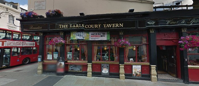 relocation to Earls Court