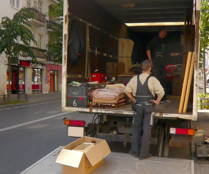 bad movers