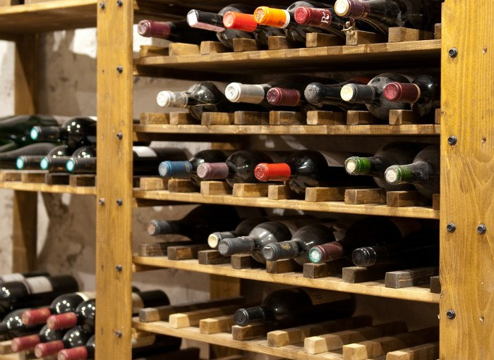 store your wine collection