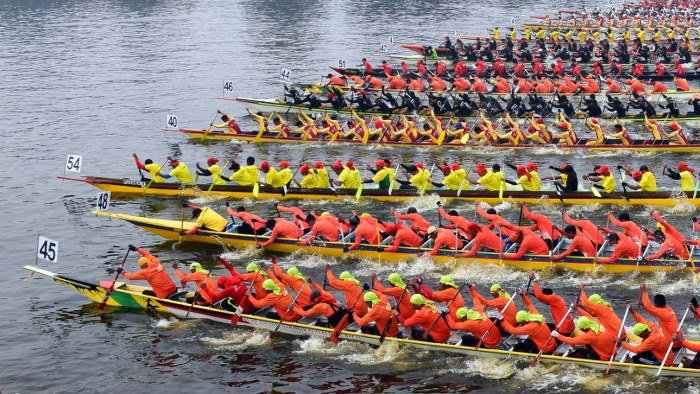 The Head of the River Race