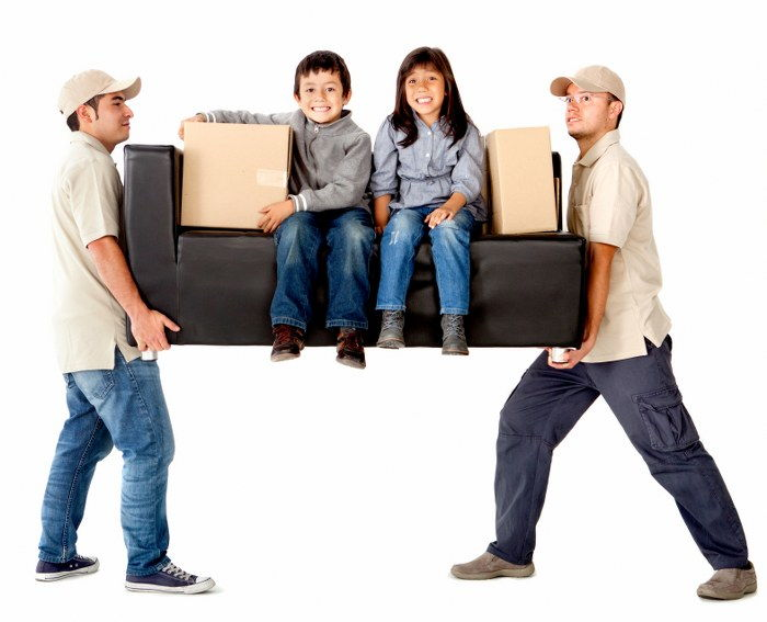 strong house movers