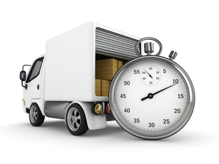 time allotted for house removals
