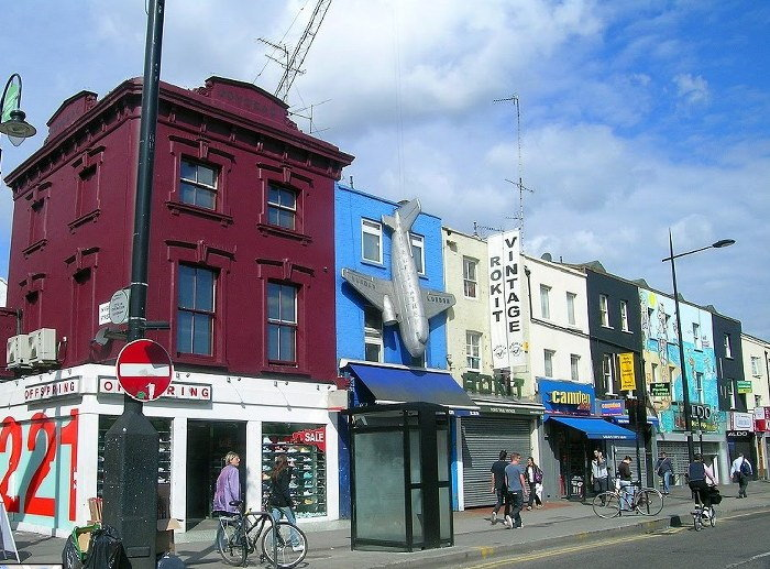Camden removal company