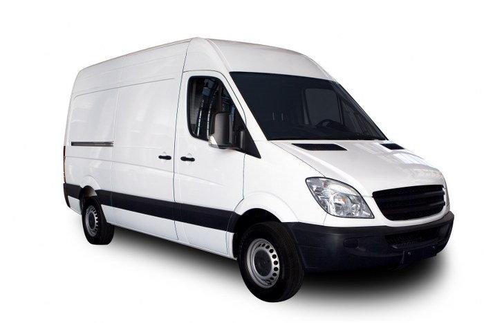 safe moving van