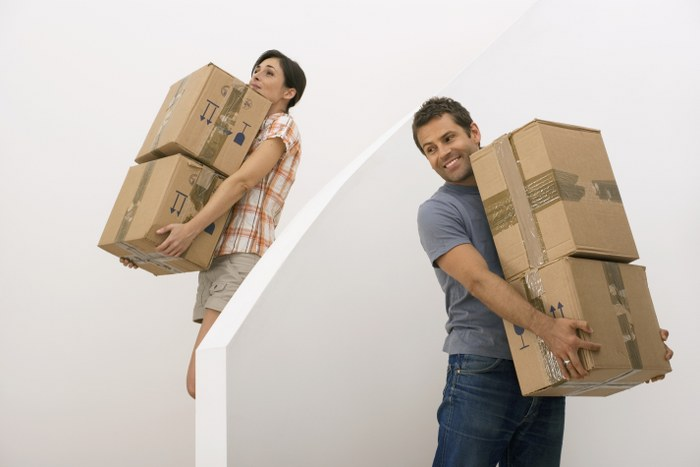 DIY house removals