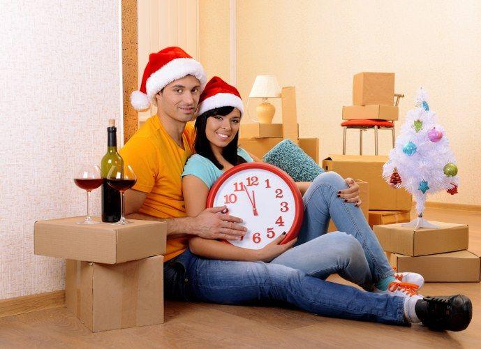 Christmas move