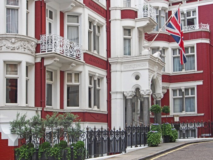 house removals to Mayfair