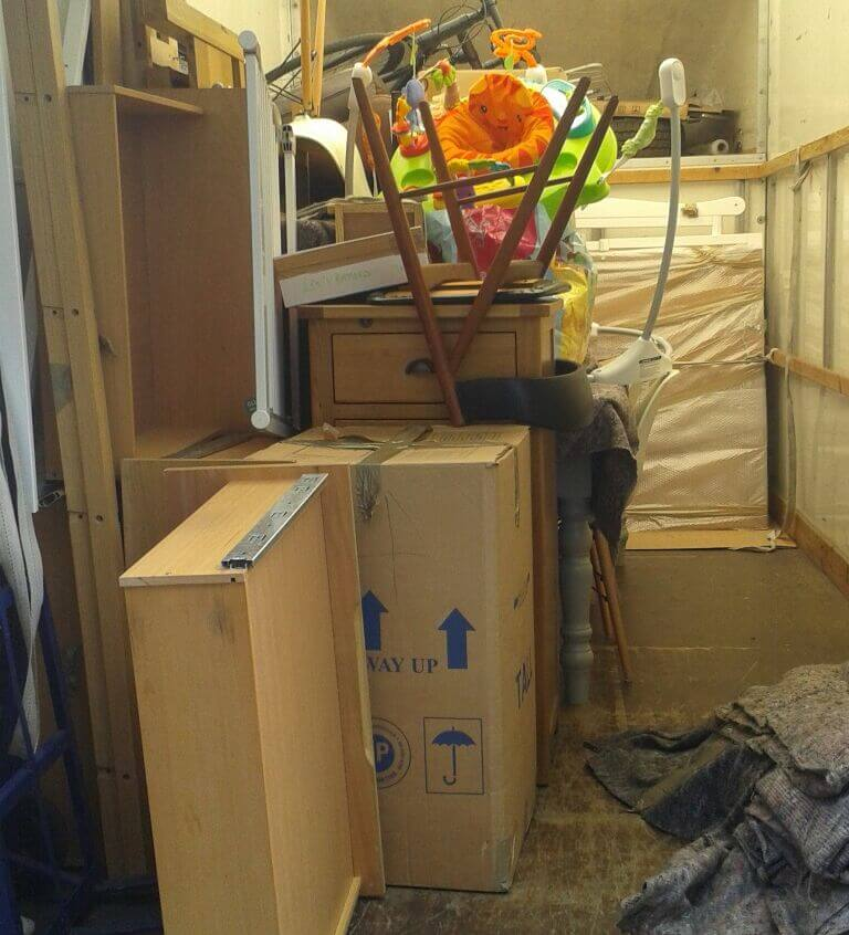 Wapping removal service
