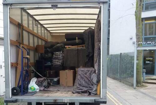 Blackfriars removal service