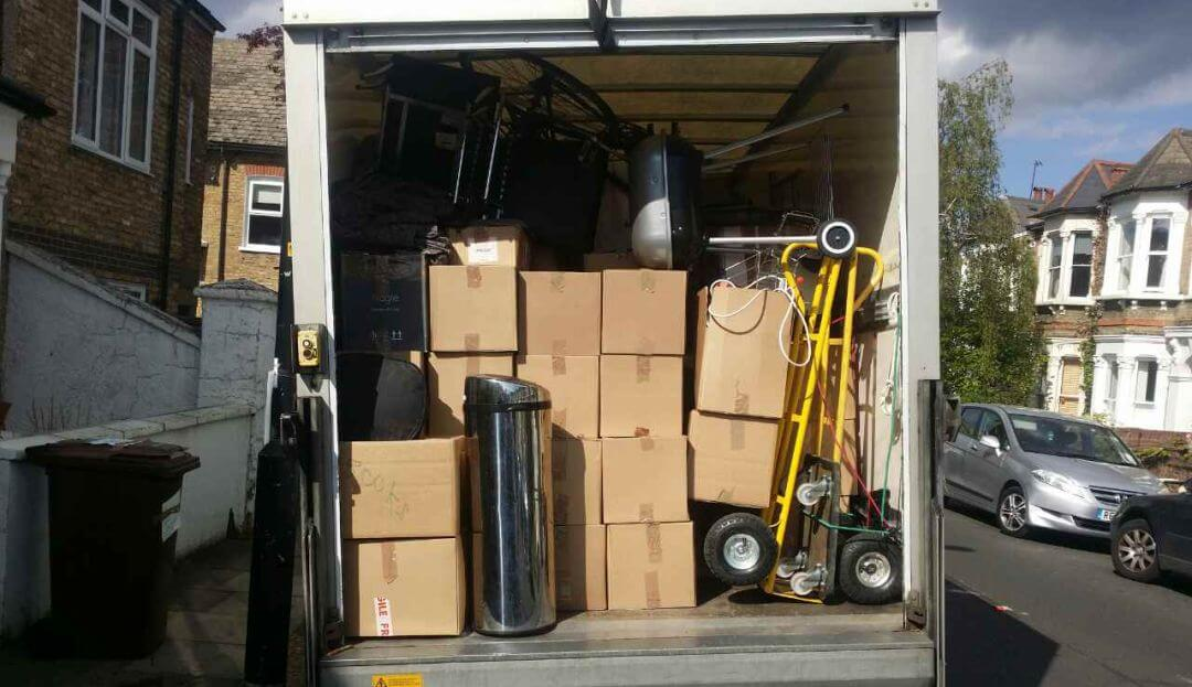 Gants Hill removal service