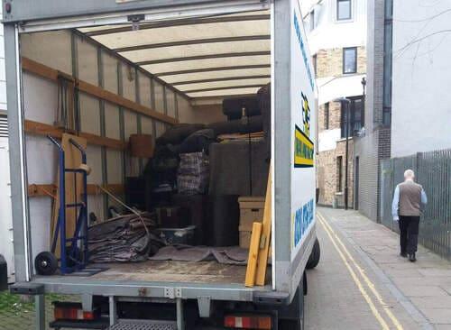 De Beauvoir Town removal service