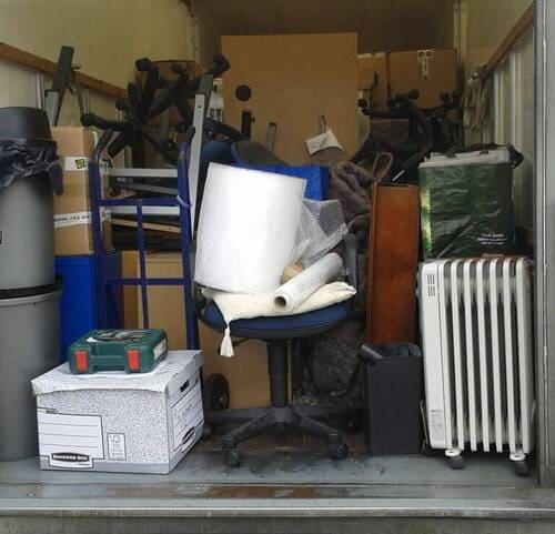 Nunhead removal service