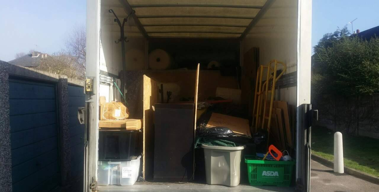 Surrey Quays removal service