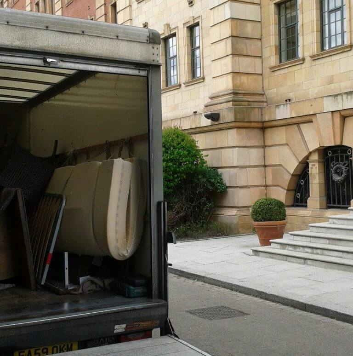 Ware removal service