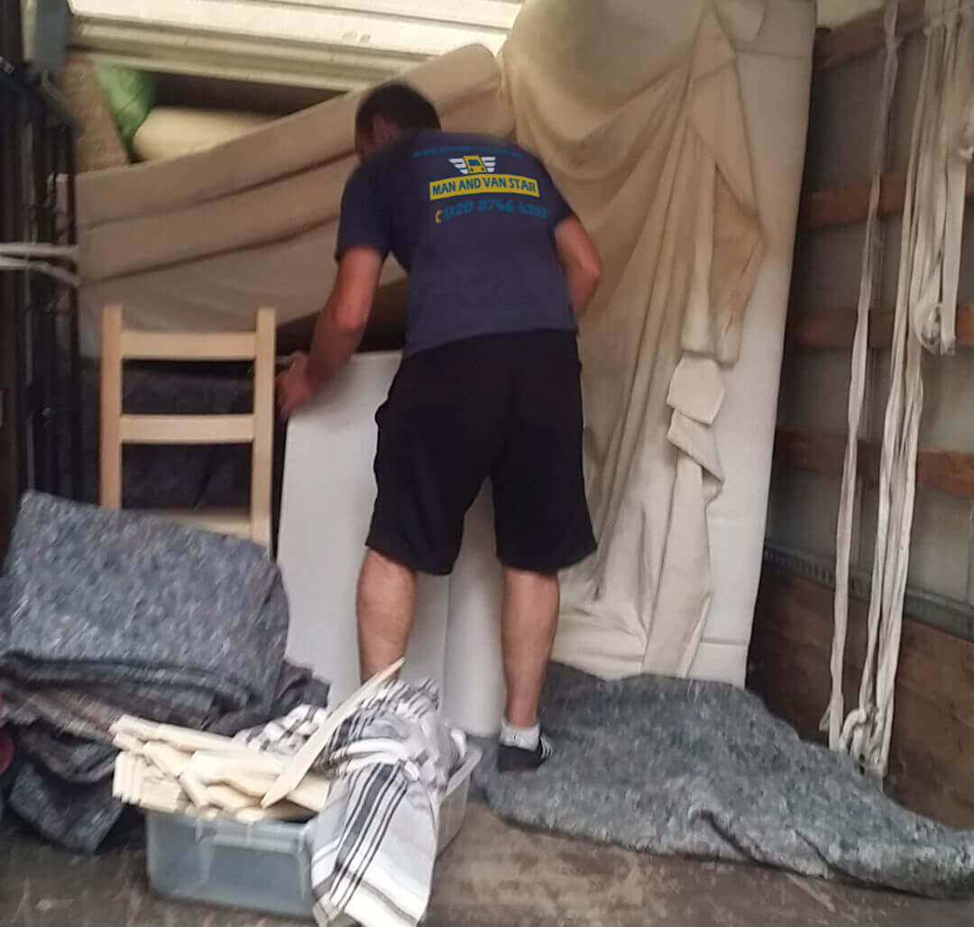 St Helier removal service
