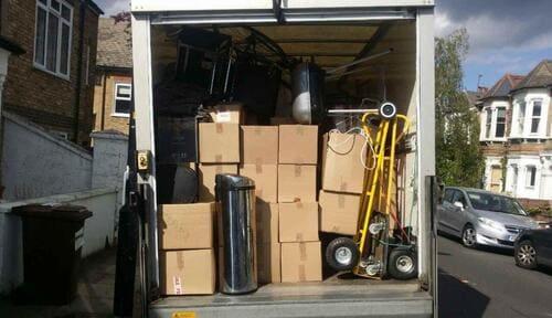 Roehampton removal service
