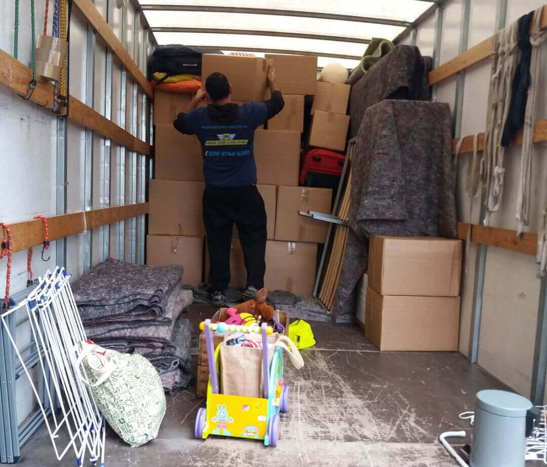 movers and packers Tooting