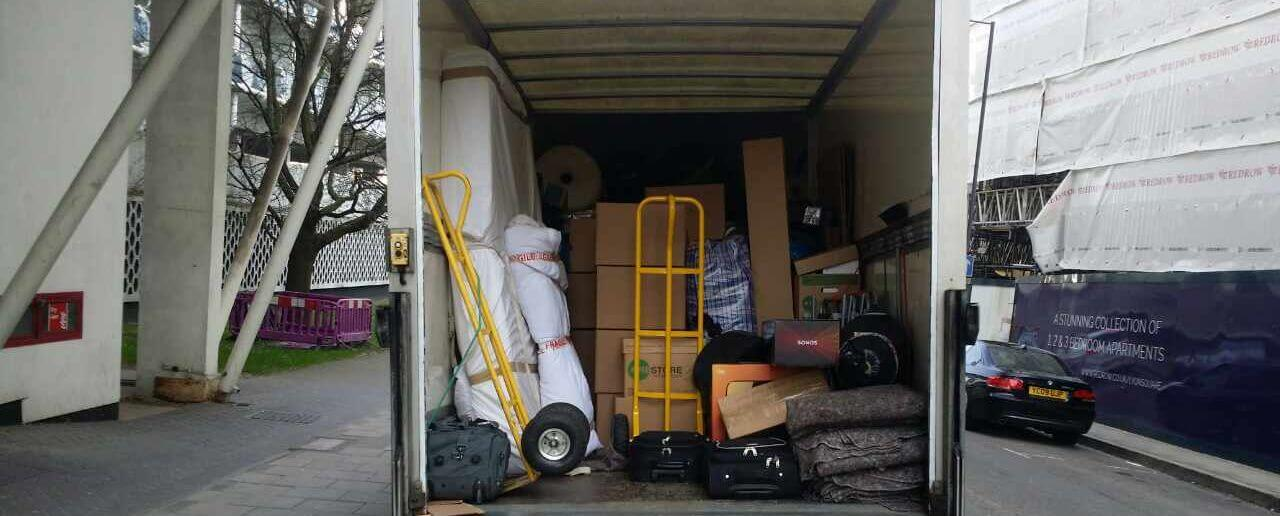 Raynes Park removal service