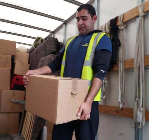 SE8 man with a van hire Deptford