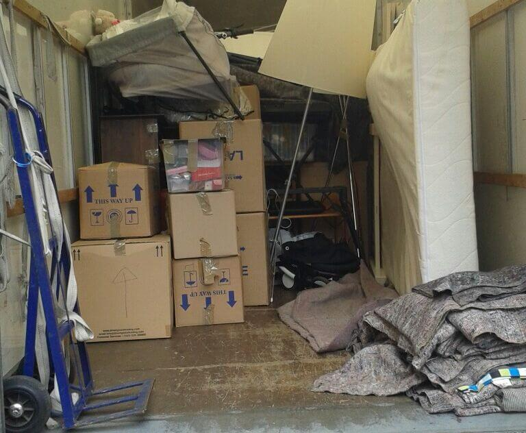van removal service East Finchley