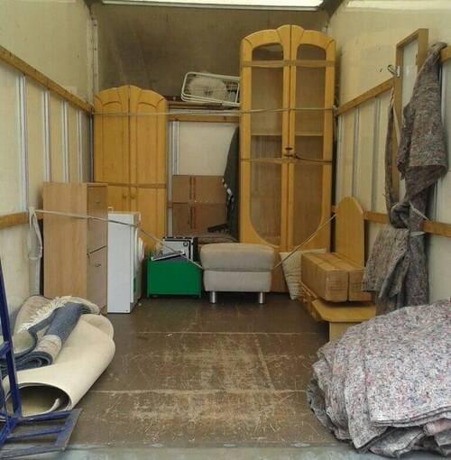 van removal service Gipsy Hill