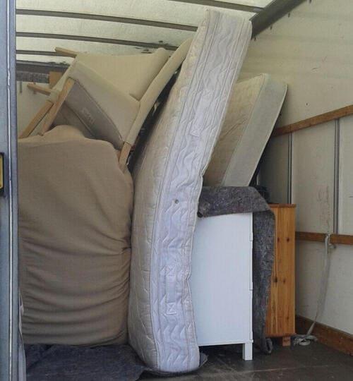 van removal service Holborn