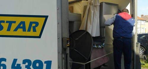 KT3 man with a van hire Motspur Park