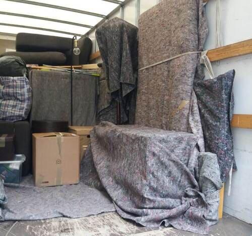 van removal service Streatham