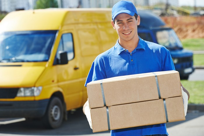 moving van hire